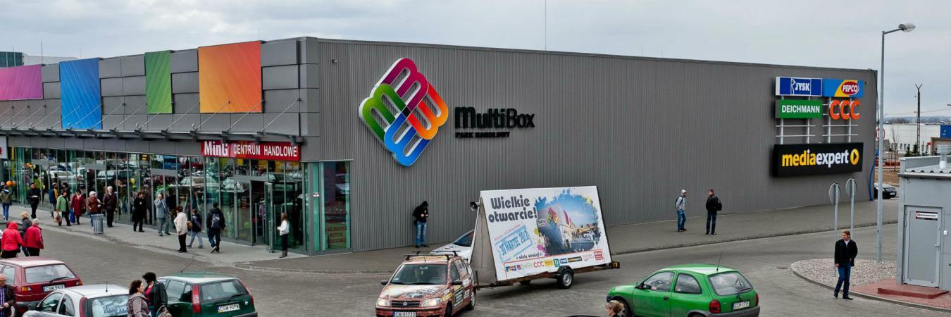Świecie - Multibox