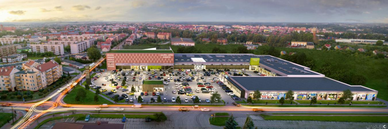 Kwidzyn - Galeria Metro
