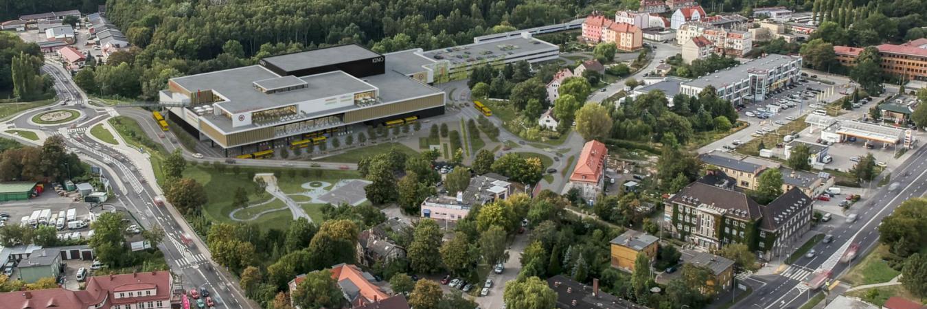 Wałbrzych - Wałbrzych Centrum