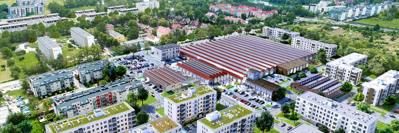 Wrocław – Centrum Stabłowicka