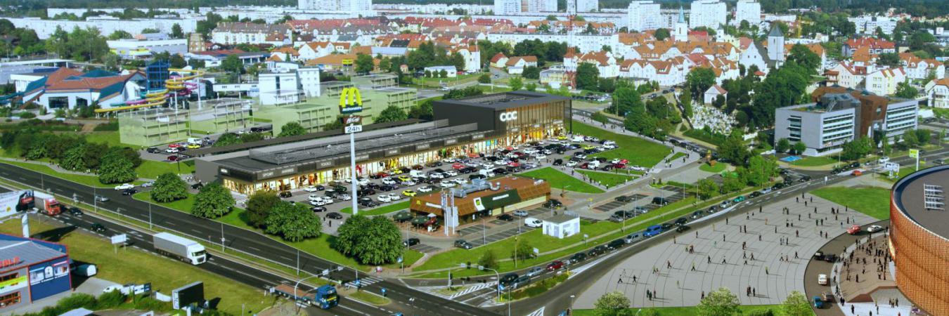 Polkowice - Park Handlowy