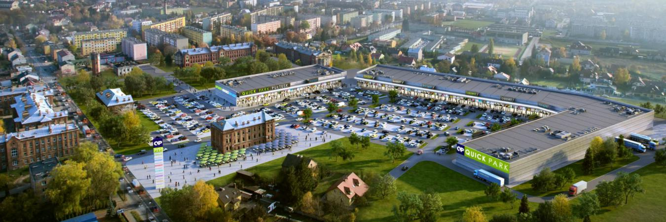 Pułtusk - Quick Park