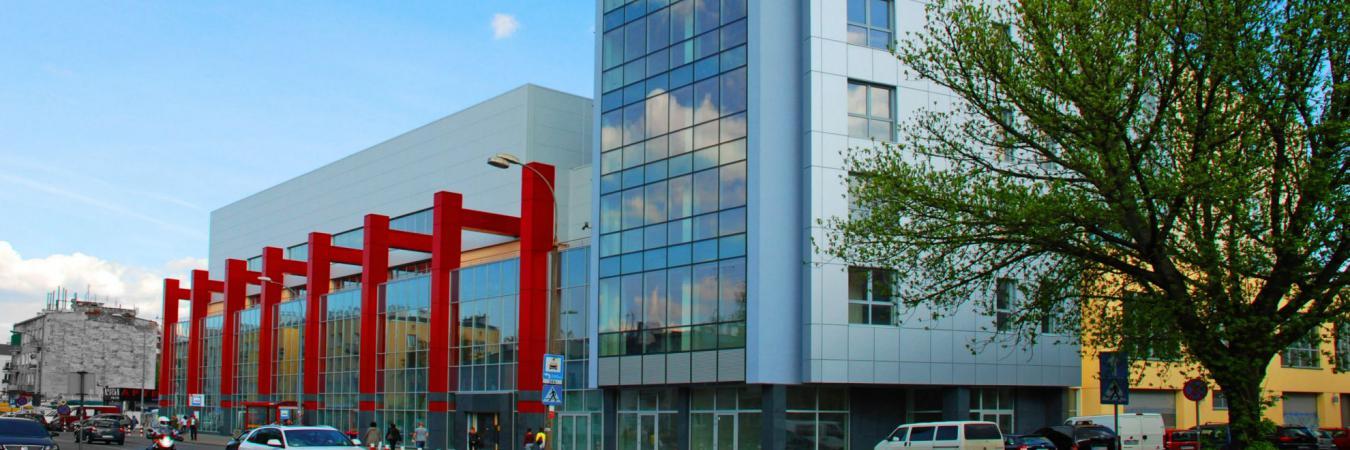 Warszawa - Centrum Szembeka