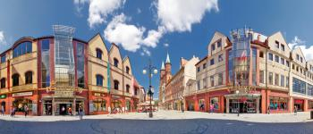 Legnica - Galeria Piastów